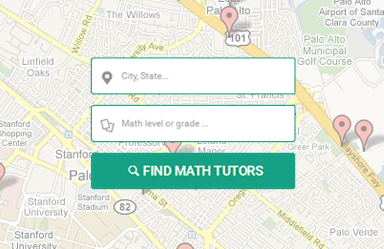 Search For Math Tutors