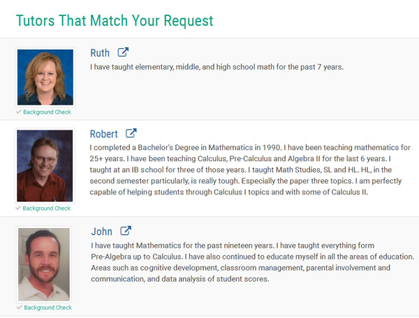 math tutor search results